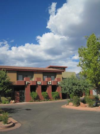 Sedona Rouge Hotel and Spa: 外観