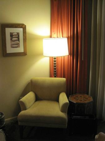 سيدونا روج هوتل آند سبا: 室内の一角 