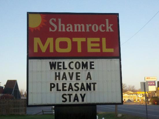 Shamrock Inn Motel