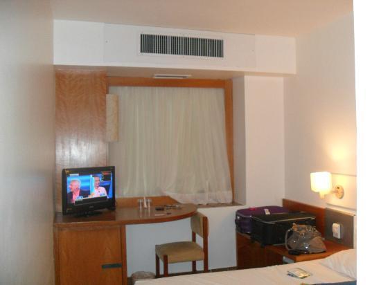 Oasis Atlantico Fortaleza Hotel : quarto