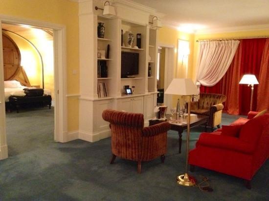 The Yeatman: nosso quarto ! suite 007