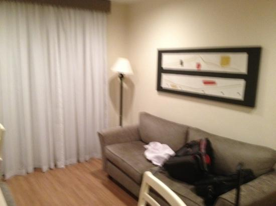 Hotel Mercure SP Moema: sala ap 75