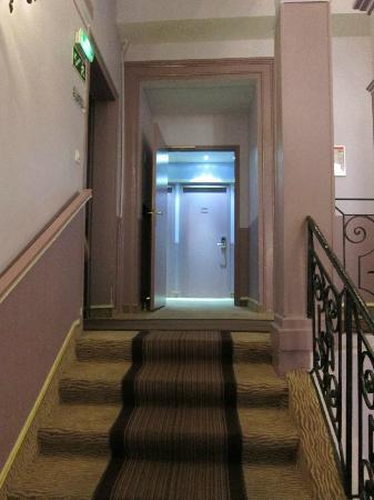 Danieli Hotel: Hallway