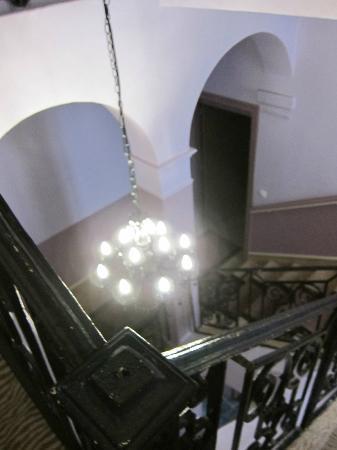 Danieli Hotel: Stairwell