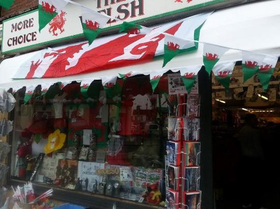 The Welsh Craft and Gift Shop, Porthcawl