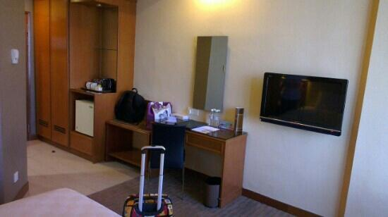 Cititel Penang: Refurbished superior room