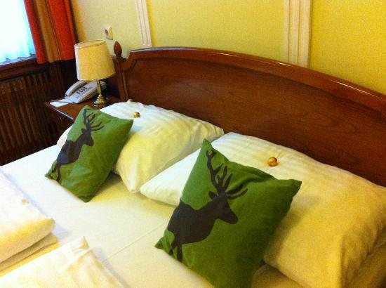 ACHAT Plaza Zum Hirschen : Our room