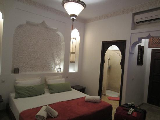 Riad Viva: Freesia Room