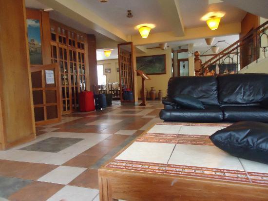 Imperial Cusco Hotel: Lobby