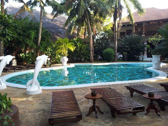 African House Resort: Pool