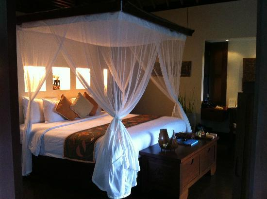 Hanging Gardens of Bali: Bedroom