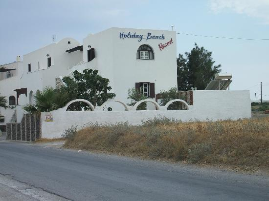 Holiday Beach Resort: the hotel