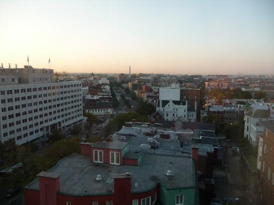 Courtyard by Marriott Washington DC \ Dupont Circle: sunrise view