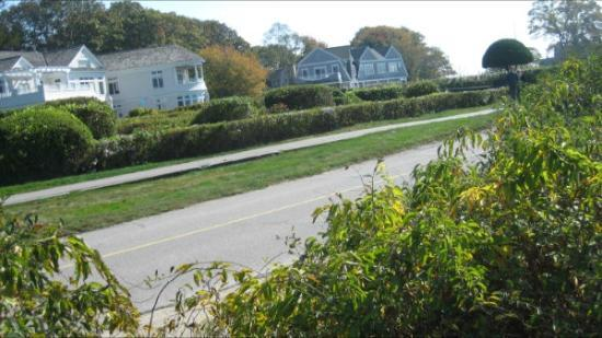 Ocean Avenue: Mansions along Ocean Ave, Kennebunkport