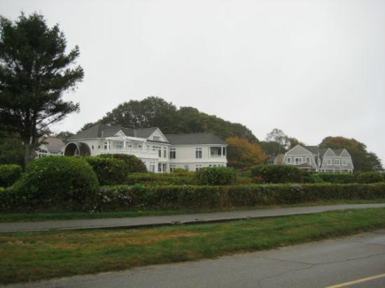 Ocean Avenue: Mansions along Ocean Ave, Kennebunkport