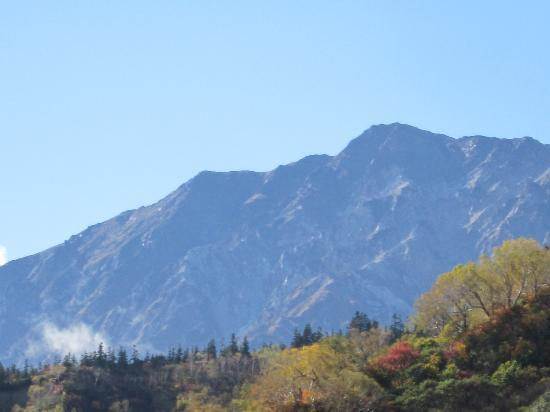 Tsugaike Natural Park: mt.hakuba yarigatake