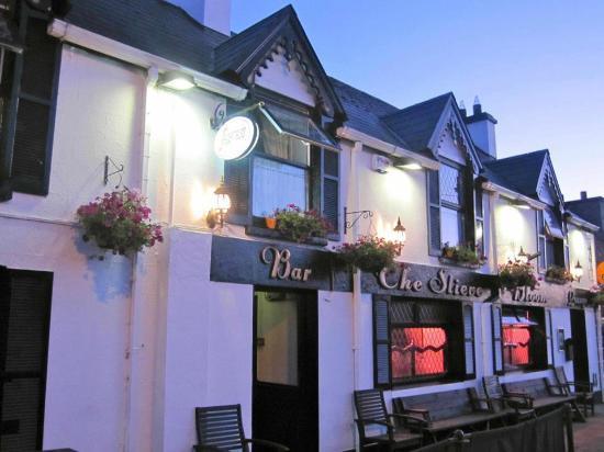 Slieve Bloom Bar: Evening