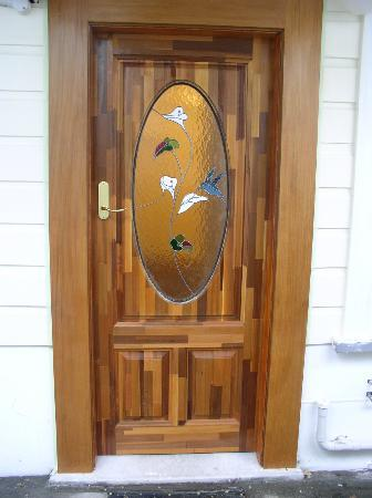Richmond Guest House: Beautiful door