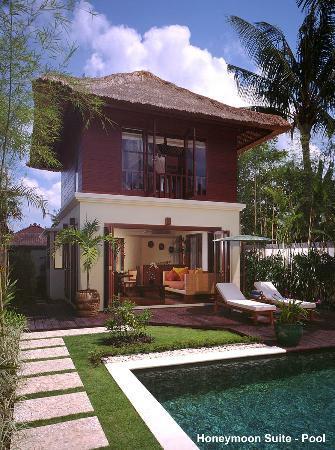 The Pavilions Bali: Honeymoon Suite villa