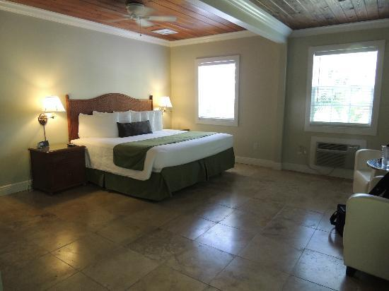Merlin Guest House Key West: bedroom unit 22 King suite