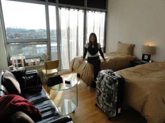 Prive: プリヴェのお部屋は全室開放感・眺め120%!