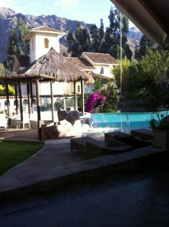 Aranwa Sacred Valley Hotel & Wellness : gorgeous hotel