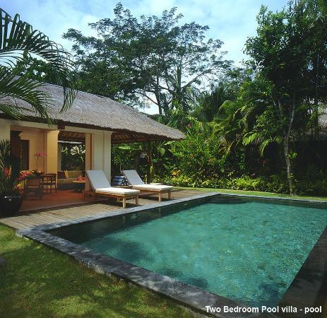 Bali Pavilions: Two Bedroom Pool villa - living area