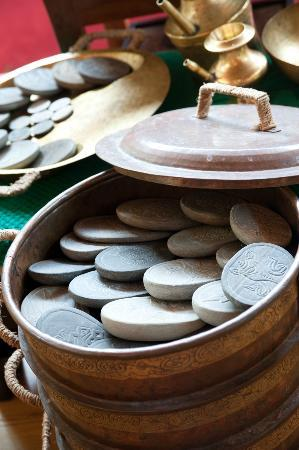 Spa Serenity: Traditional himalayan hot stone treatments
