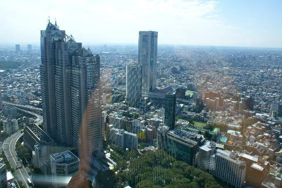 Tokyo Metropolitan Government Office: Lots to see