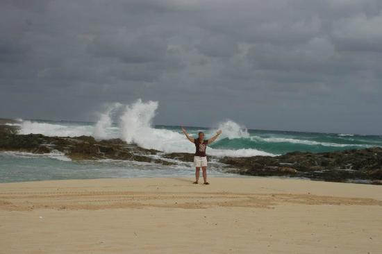 The Cove at Atlantis: Its a it rough