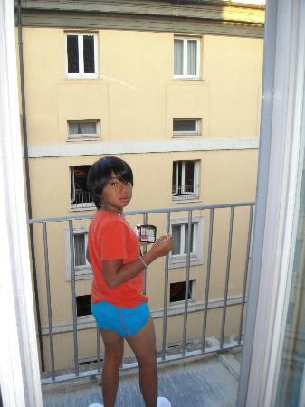 Ripetta 25: Balcony ...