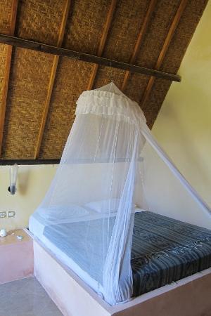 Fantastic Cottages: standard bed