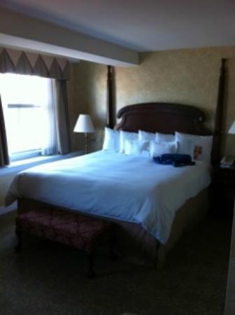 Georgetown Inn: Room 407