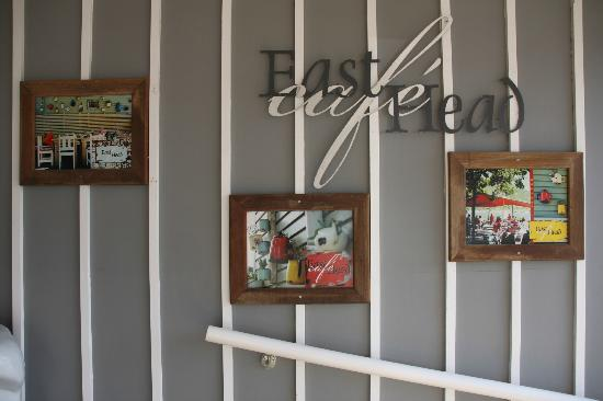East Head Cafe Entrance