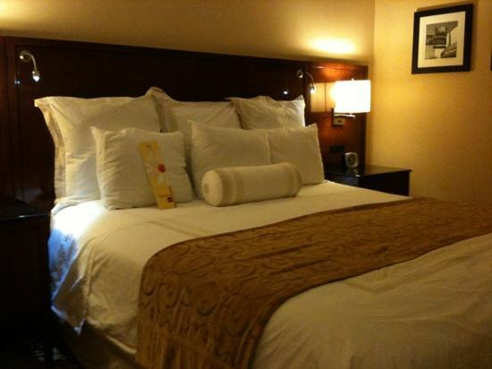 Oakland Marriott City Center: comfortable