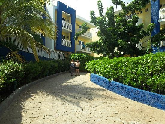 Hesperia Playa El Agua: hab premiun