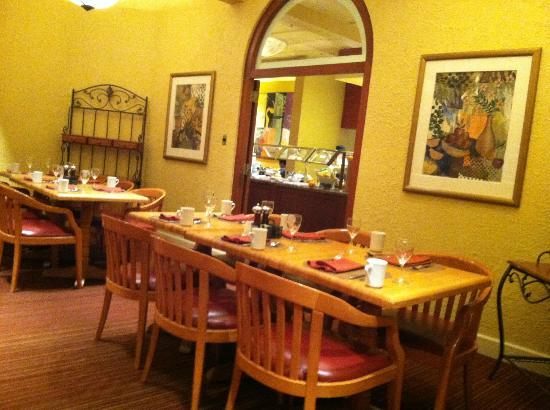 Anaheim Marriott: Cafe Del Sol Buffet