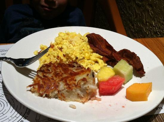 Anaheim Marriott: Kid's Breakfast