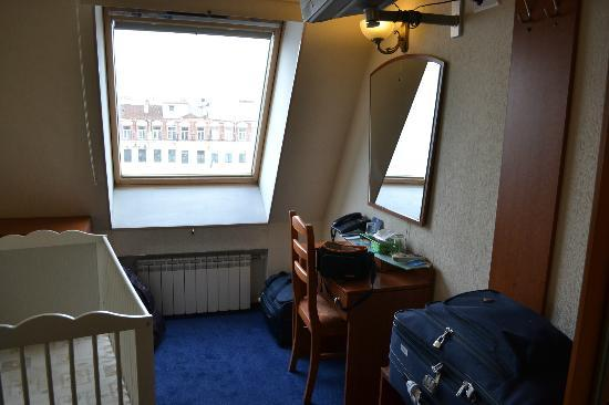Nevsky Hotel Grand: Room