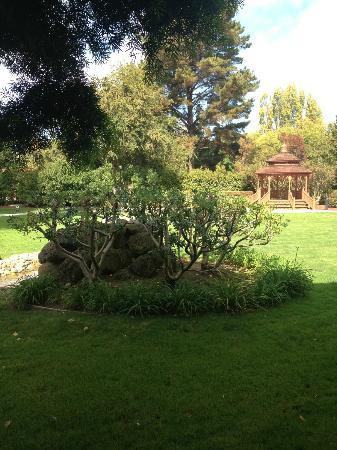 Sheraton Sunnyvale: the garden