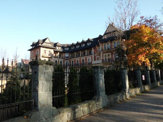 Grand Hotel Stamary: Hotel Stamary