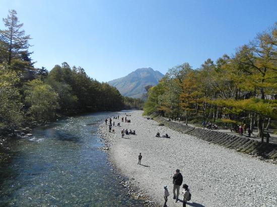the hiking path - Picture of Kamikochi, Kamikochi - TripAdvisor