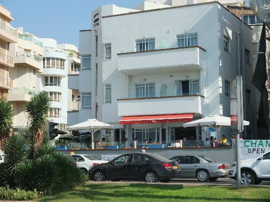 Gordon Hotel & Lounge: Hotel