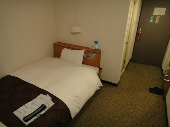 Hotel Taisei Annex: ベッド