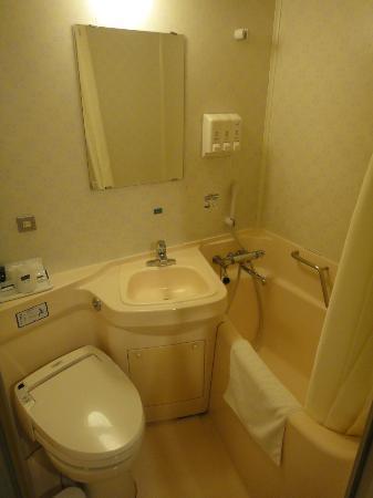 Hotel Taisei Annex: 風呂