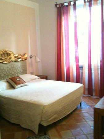 Villa Lieta: the room