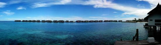 Jumeirah Vittaveli: Lagoon villas 
