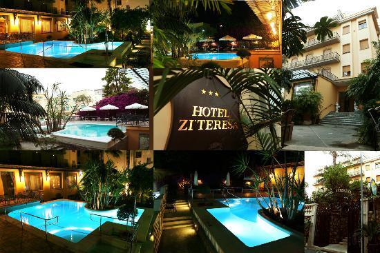 Hotel Zi Teresa: Piscina Hotel