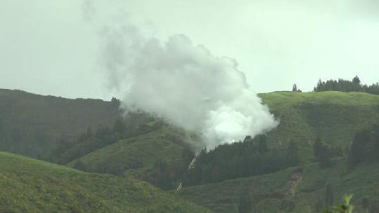 Salto do Cabrito: Geothermie Kraftwerk