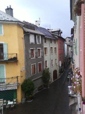 Hôtel De La Mairie : Autre vue de la chambre